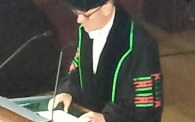 Oratie van prof. dr. R.A. van Hulst